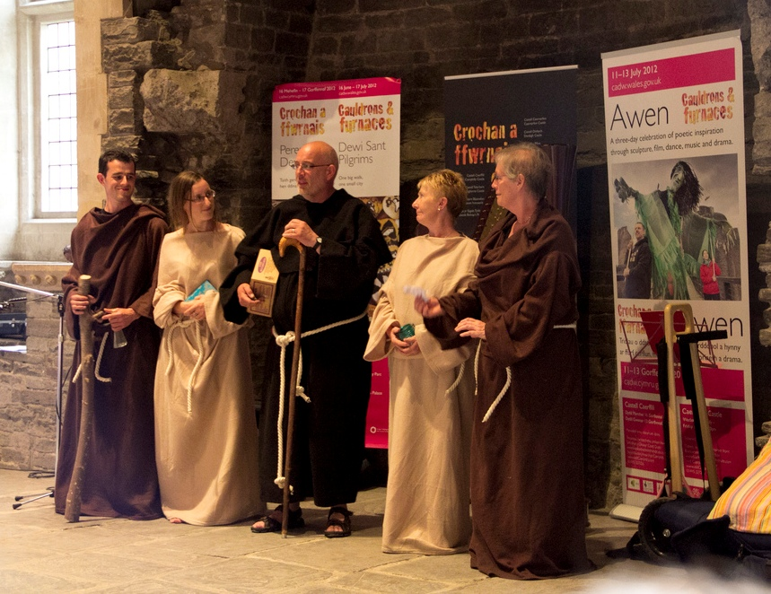 Storytelling in Pembrokeshire and West Wales featured image