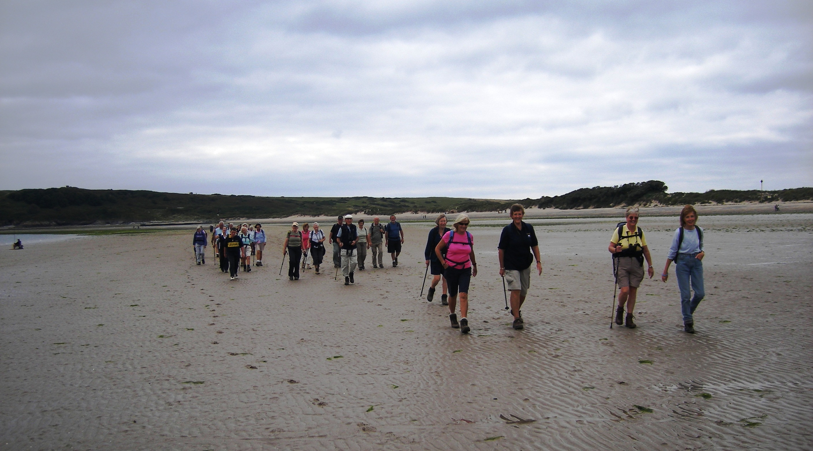 Pembrokeshire nordic walking holidays featured image